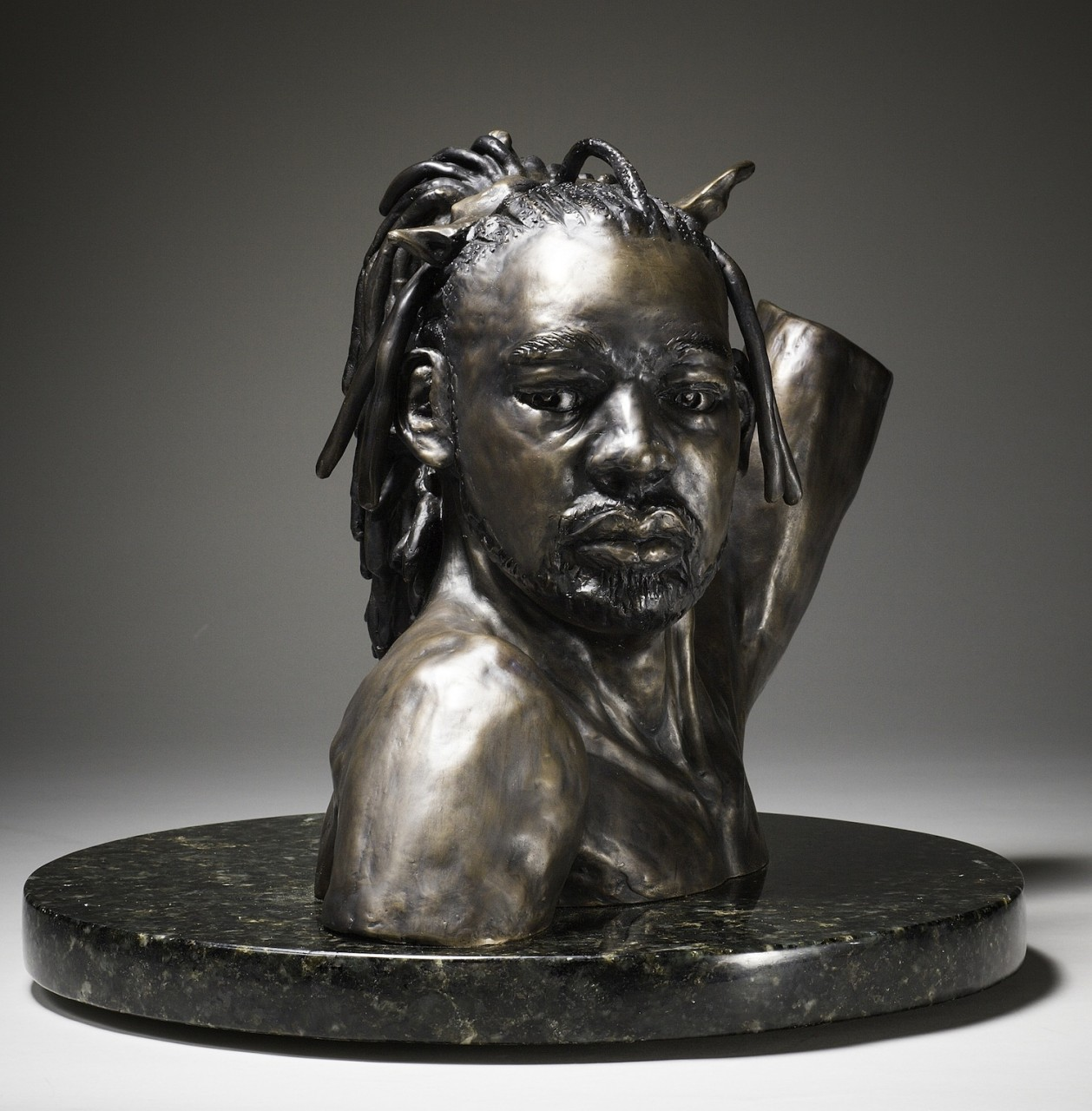 """Danseur Royal"" Cast Bronze - 16"" x 7¼"" x 11¾"""