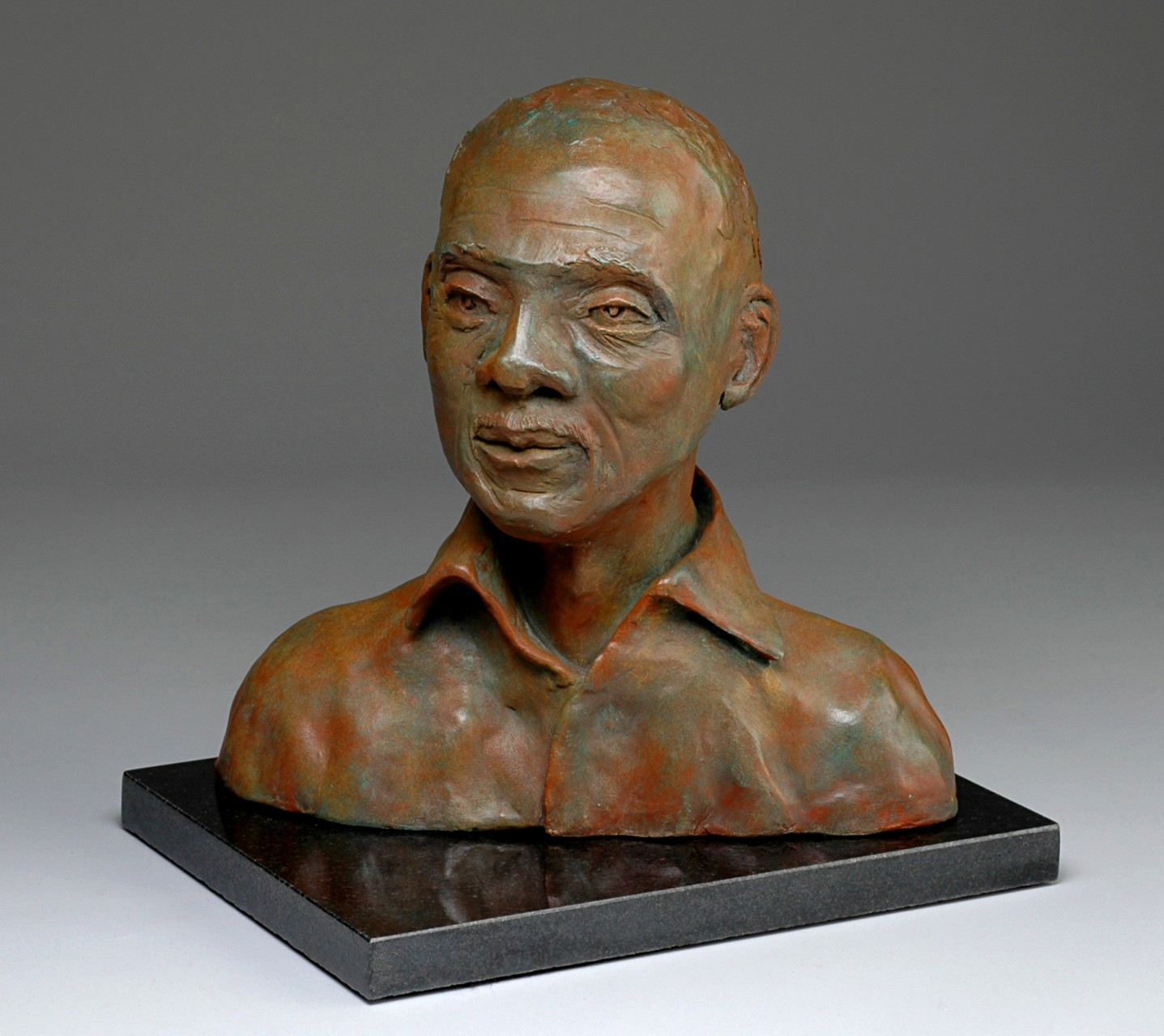 """""""Jimmy"""" Fired Clay - 9""""x9""""x3.5"""""""